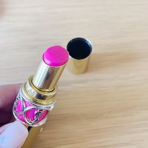 Yves Saint Laurent Makeup - YSL Rouge Volupte Shine 62MD00 🍒